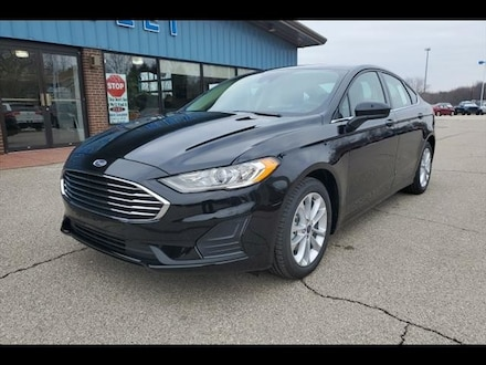 Featured new 2020 Ford Fusion Hybrid SE Sedan for sale in Conneaut, OH