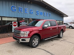 new  2019 Ford F-150 Lariat Truck for sale in Conneaut, OH