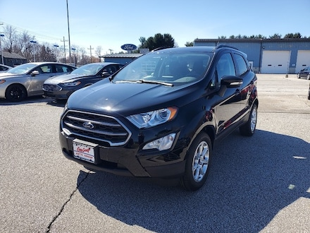 Featured new 2020 Ford EcoSport SE SUV for sale in Conneaut, OH