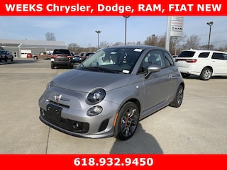 New 2018 FIAT 500 POP Hatchback 882280 for sale in West Frankfort, IL