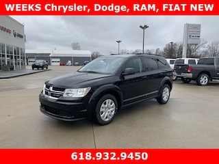 New 2018 Dodge Journey SE Sport Utility 872268 for sale in West Frankfort, IL