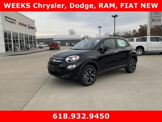 New 2018 FIAT 500X POP AWD Sport Utility 882288 for sale in West Frankfort, IL