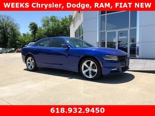 New 2018 Dodge Charger SXT PLUS RWD - LEATHER Sedan 872154 for sale in West Frankfort, IL