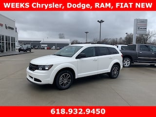 New 2018 Dodge Journey SE Sport Utility 872237 for sale in West Frankfort, IL