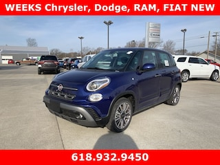 New 2019 FIAT 500L TREKKING Hatchback for sale in West Frankfort, IL