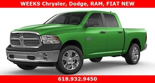New 2018 Ram 1500 BIG HORN CREW CAB 4X4 5'7 BOX Crew Cab 872178 for sale in West Frankfort, IL