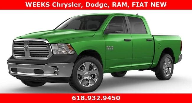 New 2018 Ram 1500 BIG HORN CREW CAB 4X4 5'7 BOX Crew Cab West Frankfort, IL