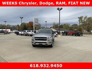 New 2019 Ram 1500 BIG HORN / LONE STAR CREW CAB 4X4 5'7 BOX Crew Cab 972242 for sale in West Frankfort, IL