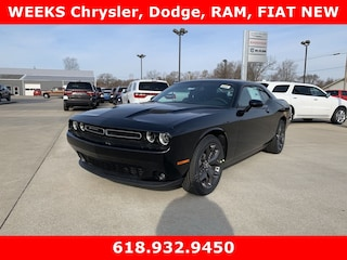 New 2019 Dodge Challenger SXT Coupe 972349 for sale in West Frankfort, IL