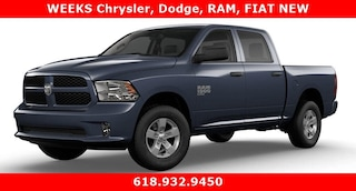 New 2019 Ram 1500 CLASSIC EXPRESS CREW CAB 4X4 5'7 BOX Crew Cab 972277 for sale in West Frankfort, IL