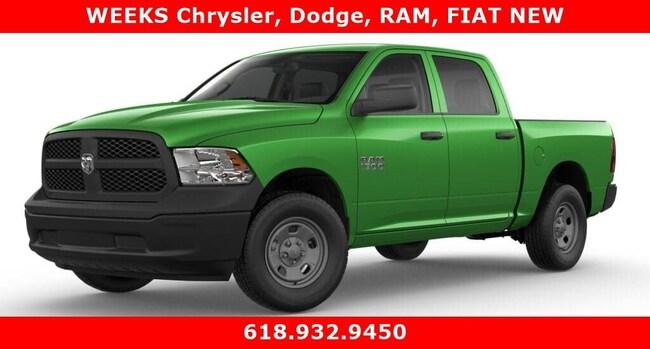 New 2018 Ram 1500 TRADESMAN CREW CAB 4X4 5'7 BOX Crew Cab West Frankfort, IL
