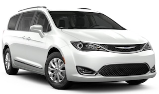 New 2019 Chrysler Pacifica TOURING L PLUS Passenger Van for sale in West Frankfort, IL