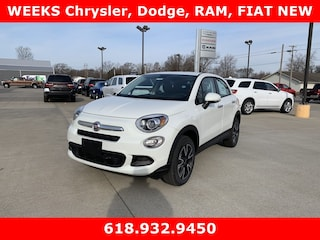 New 2018 FIAT 500X POP AWD Sport Utility 882290 for sale in West Frankfort, IL
