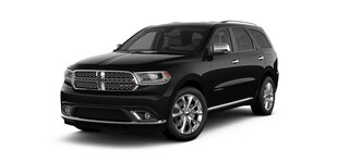 New 2019 Dodge Durango CITADEL AWD Sport Utility for sale in West Frankfort, IL