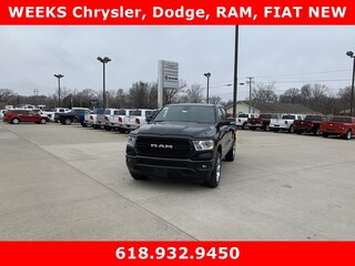New 2019 Ram 1500 BIG HORN / LONE STAR CREW CAB 4X4 5'7 BOX Crew Cab 972296 for sale in West Frankfort, IL