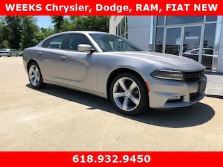 New 2018 Dodge Charger SXT PLUS RWD - LEATHER Sedan 872160 for sale in West Frankfort, IL