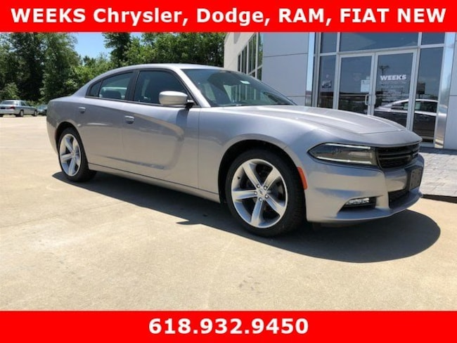 New 2018 Dodge Charger SXT Plus Sedan West Frankfort, IL