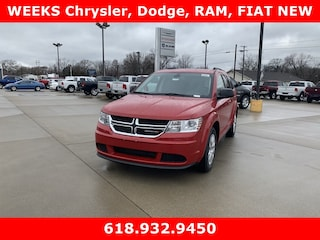 New 2018 Dodge Journey SE Sport Utility 872318 for sale in West Frankfort, IL
