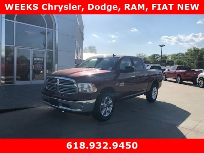 New 2018 Ram 1500 BIG HORN CREW CAB 4X4 5'7 BOX Crew Cab West Frankfort, IL