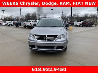 New 2018 Dodge Journey SE Sport Utility 872300 for sale in West Frankfort, IL