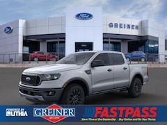 New 2021 Ford Ranger 4X4 Crew CAB Truck SuperCrew For Sale in Casper, WY