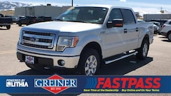 Used 2013 Ford F-150 4WD Supercrew 145 XLT Truck SuperCrew Cab For Sale in Casper, WY