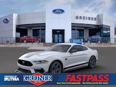 New 2021 Ford Mustang Mach 1 Fastback Coupe Casper, WY