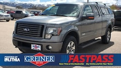 Used 2012 Ford F-150 4WD Supercab 145 FX4 Truck Super Cab For Sale in Casper, WY