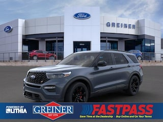 2021 Ford Explorer ST 4WD SUV