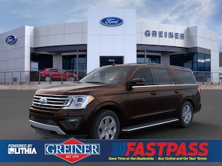 2021 Ford Expedition Max XLT 4x4 SUV
