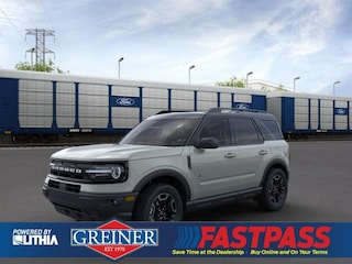 2021 Ford Bronco Sport Outer Banks 4x4 SUV