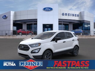 2021 Ford EcoSport S 4WD SUV