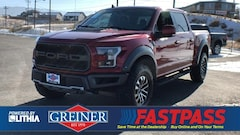 Used 2019 Ford F-150 Raptor 4WD Supercrew 5.5 Box Truck SuperCrew Cab For Sale in Casper, WY