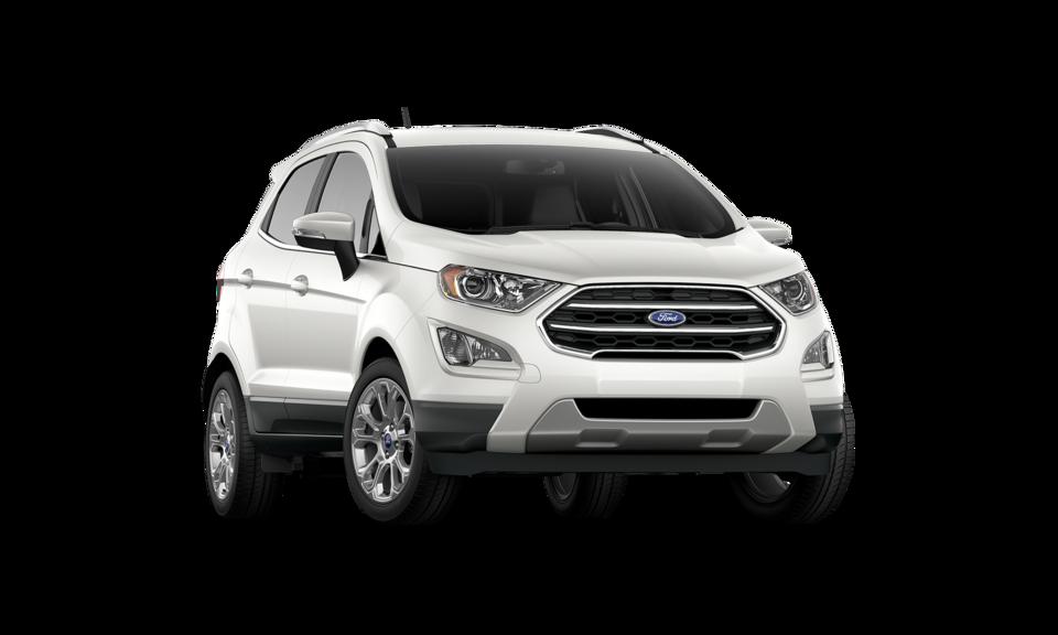 Ford Ecosport Vs Jeep Renegade Suv Comparison Greiner Ford Of Casper