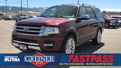 Used 2015 Ford Expedition 4WD 4dr Platinum SUV Casper, WY