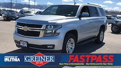 Used 2020 Chevrolet Tahoe 4WD 4dr LT SUV For Sale in Casper, WY