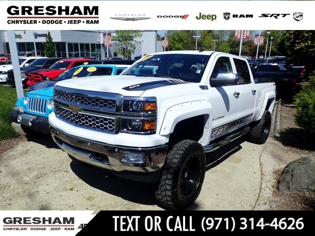 2014 Chevrolet 1500