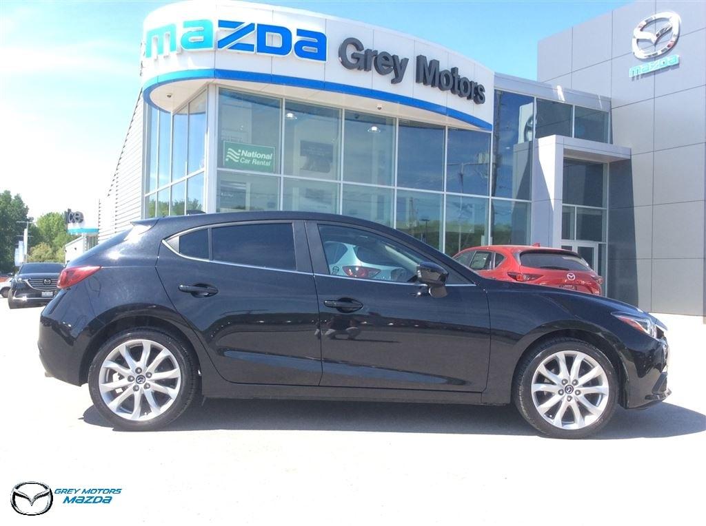 2014 Mazda Mazda3 GT SKY Hatchback