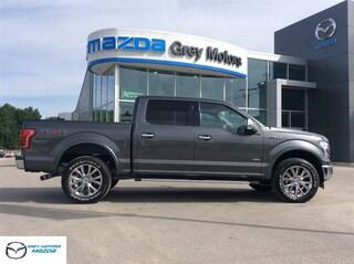 2017 Ford F-150 Lariat, Navi, Leather, Mint, Like New Truck