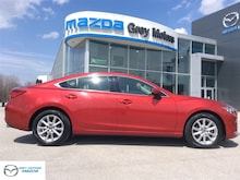 2016 Mazda Mazda6 GS, Heated Leather, Navigaiton, P. Sunroof Sedan