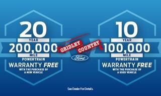 Gridley Warranty
