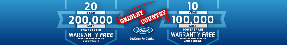 Gridley Warranty