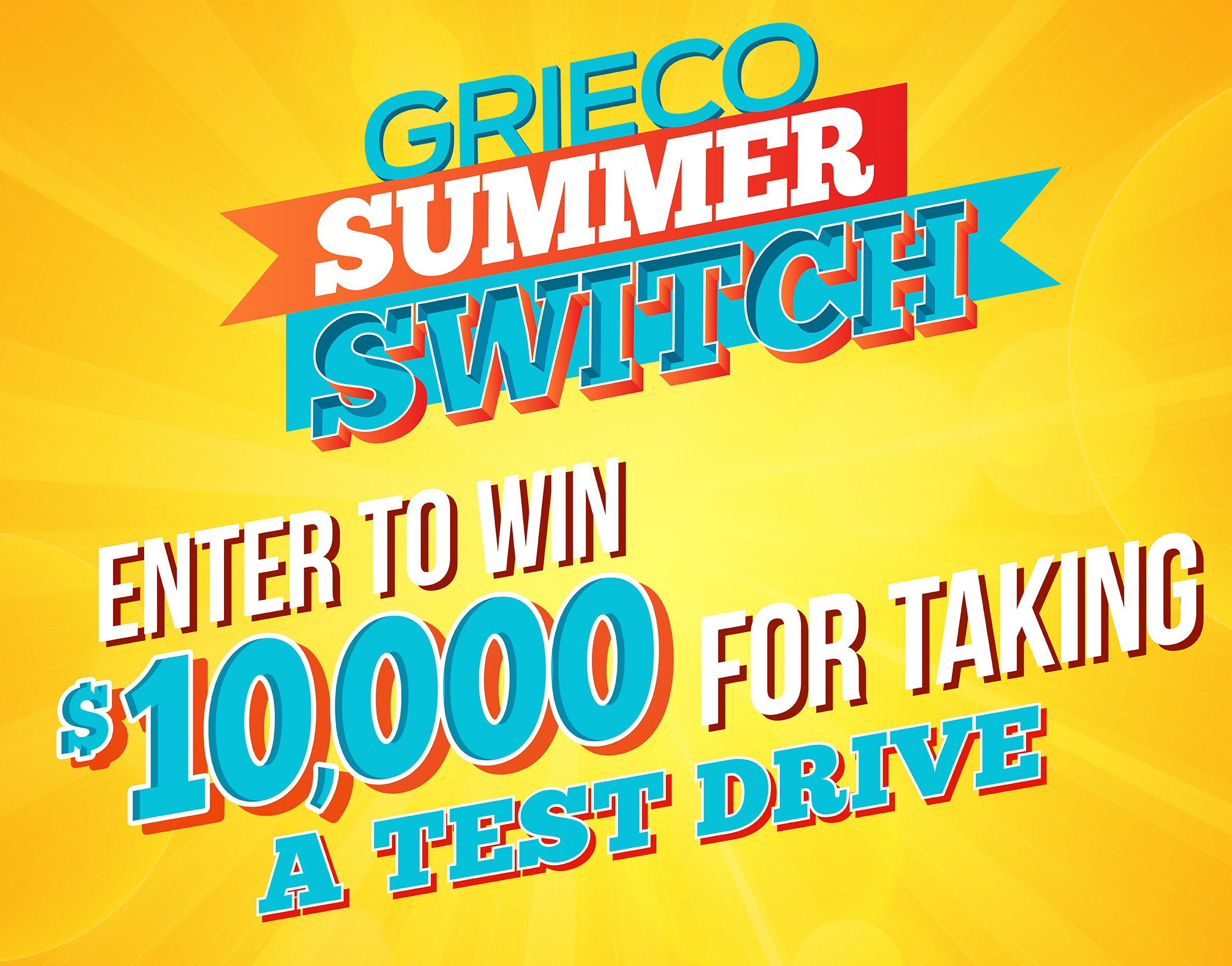 Summer Switch | Grieco Automotive Group
