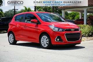 Used 2016 Chevrolet Spark 1LT Hatchback for sale in Delray Beach, FL at Grieco Kia of Delray Beach