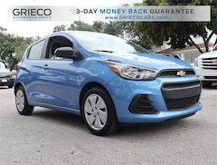Used 2018 Chevrolet Spark LS Hatchback for sale in Delray Beach