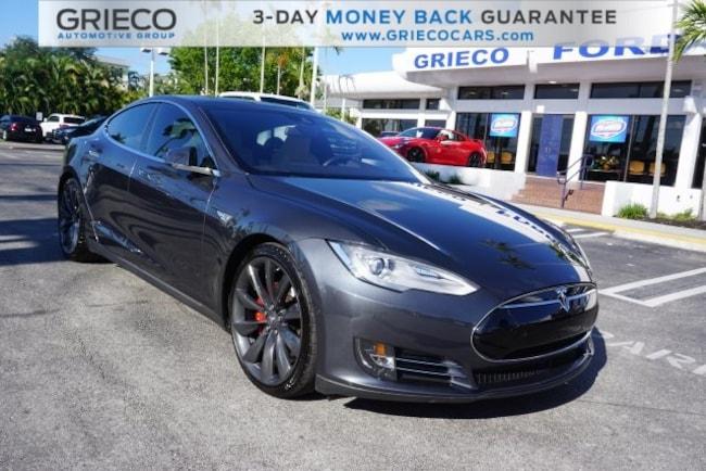 Used Tesla Model S For Sale >> Used 2015 Tesla Model S P85d For Sale In Delray Beach Fl Near