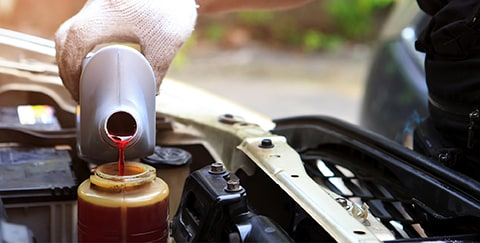 BG Power Steering Fluid Exchange