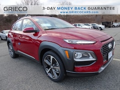New 2021 Hyundai Kona Limited SUV for sale in Johnston, RI