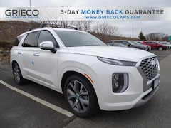 New 2021 Hyundai Palisade Limited SUV for sale in Johnston, RI