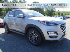 New 2020 Hyundai Tucson Ultimate SUV for sale in Johnston, RI